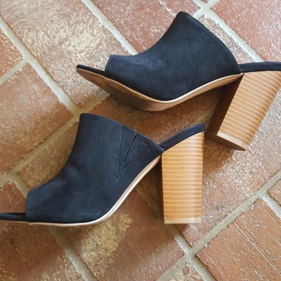 96ecca2af Justfab Bijou dress mule sandals